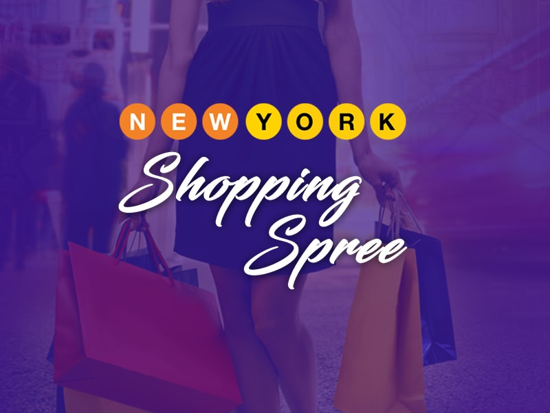 New York Shopping Spree Image 0